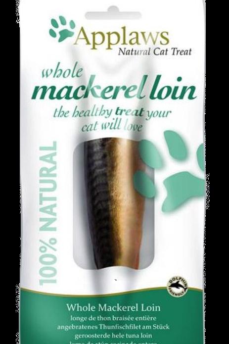 Applaws cat treat mackerel loin 30gr