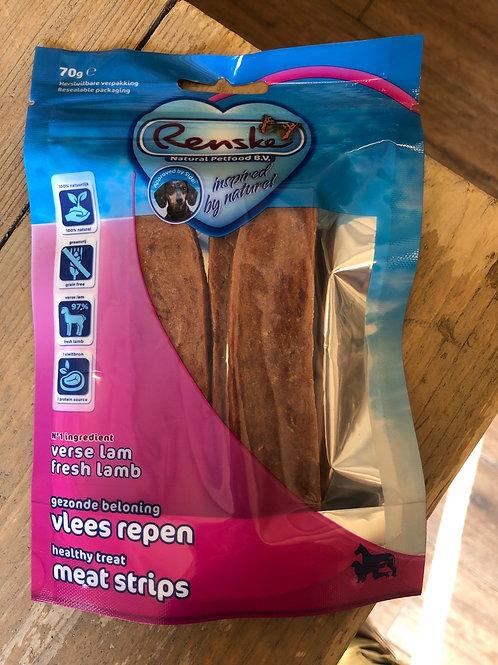 Renske vleesstrips - lam (70gr)