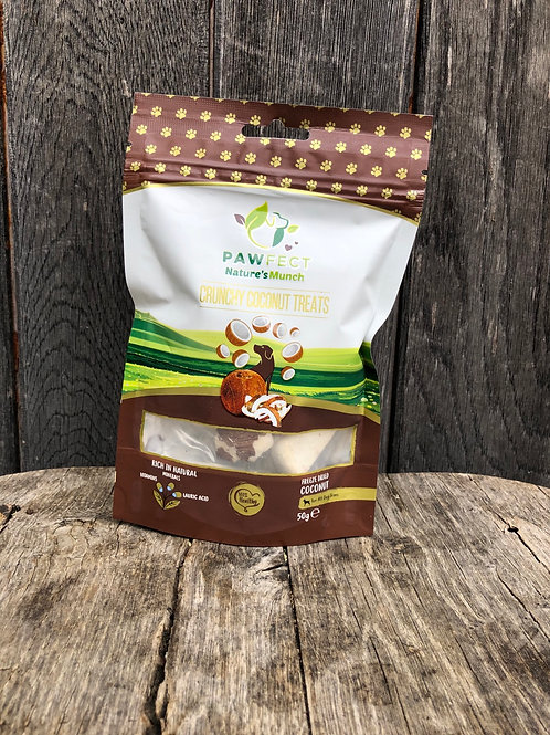 PawFect coconut treats
