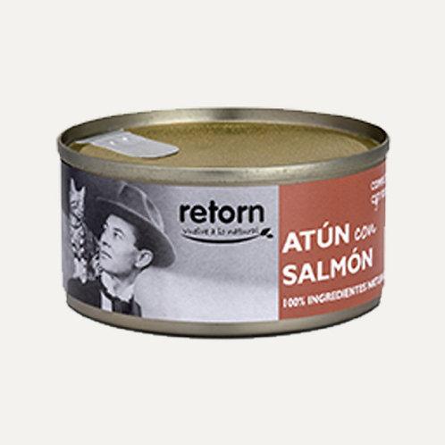Retorn Tonijn & Zalm (Kat)