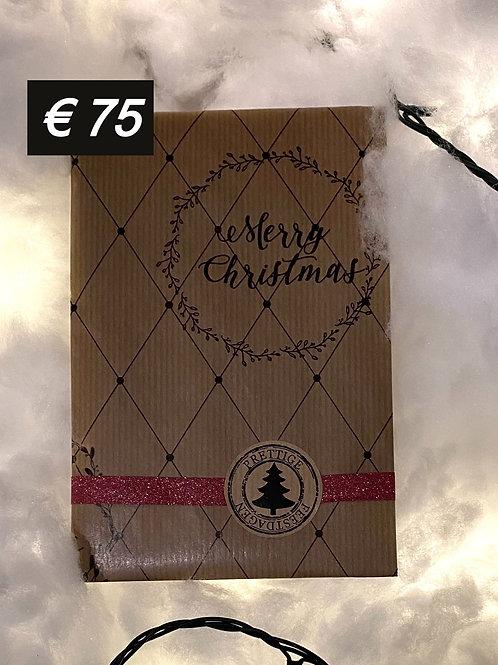 Cadeaubon € 75