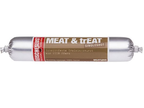 Meat & Treat Paard (80 gr)