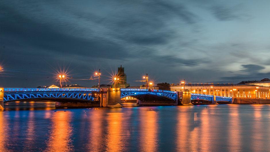 Neva River, St. Petersburg, Russia