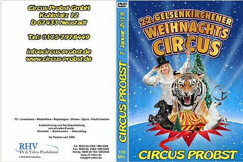 DVD 22. Gelsenkirchener Weihnachtscircus