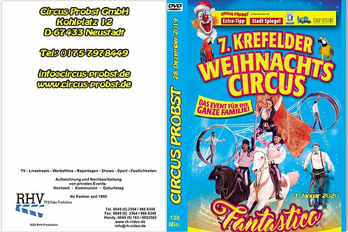 DVD 7. Krefelder Weihnachtscircus