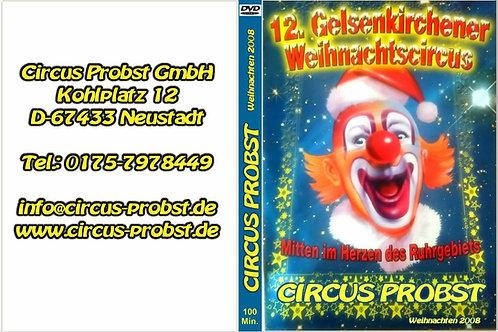DVD 12. Gelsenkirchener Weihnachtscircus