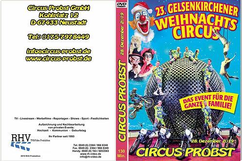 DVD 23. Gelsenkirchener Weihnachtscircus