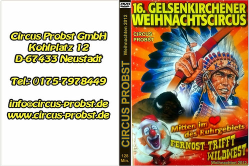 DVD 16. Gelsenkirchener Weihnachtscircus
