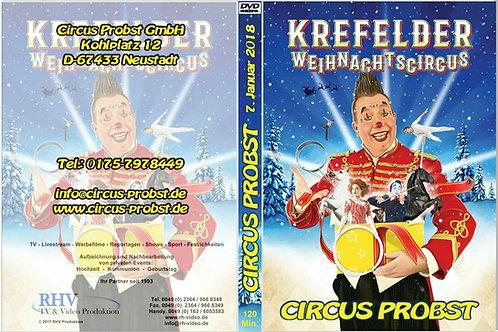 DVD 4. Krefelder Weihnachtscircus
