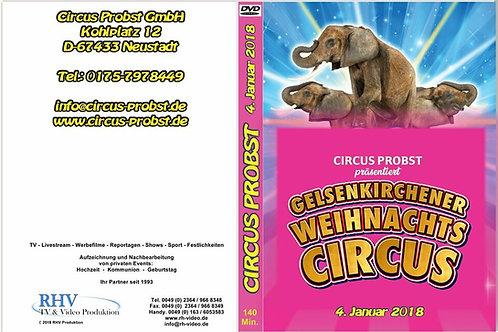 DVD 20. Gelsenkirchener Weihnachtscircus