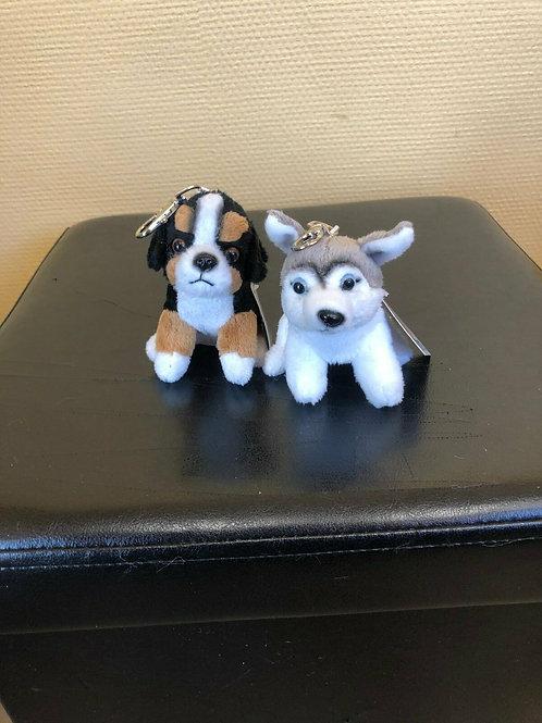 Plüschtier Hund (Schlüsselanhänger)