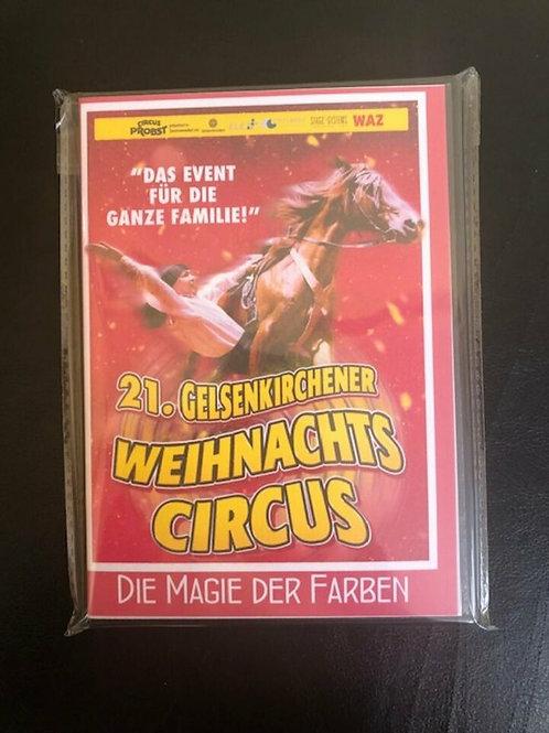 DVD 21.Gelsenkirchener Weihnachtscircus