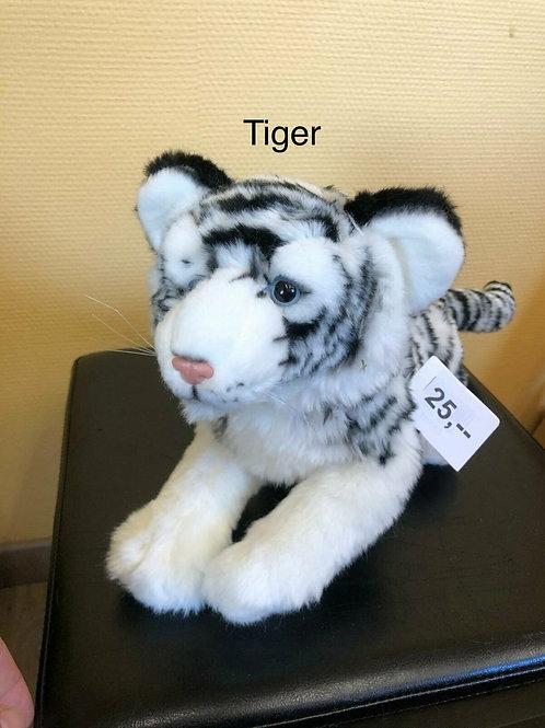 Plüschtier Tiger Weiss (Groß)