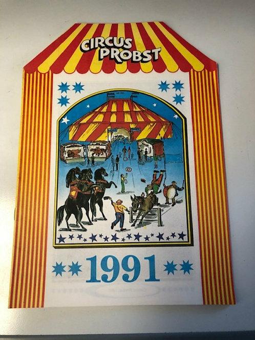 Programmheft 1991
