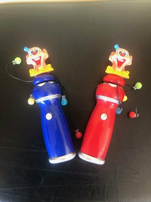 Leuchtspielzeug Clown