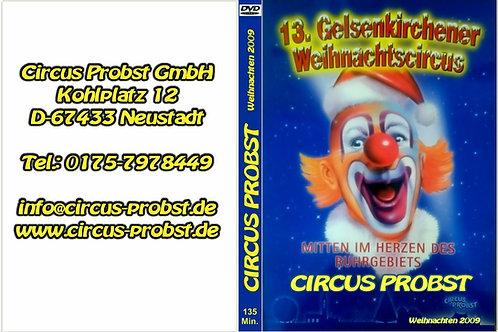 DVD 13. Gelsenkirchener Weihnachtscircus