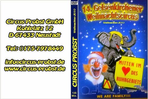 DVD 14. Gelsenkirchener Weihnachtscircus