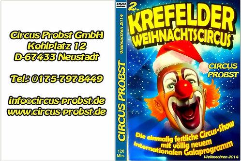 DVD 2. Krefelder Weihnachtscircus