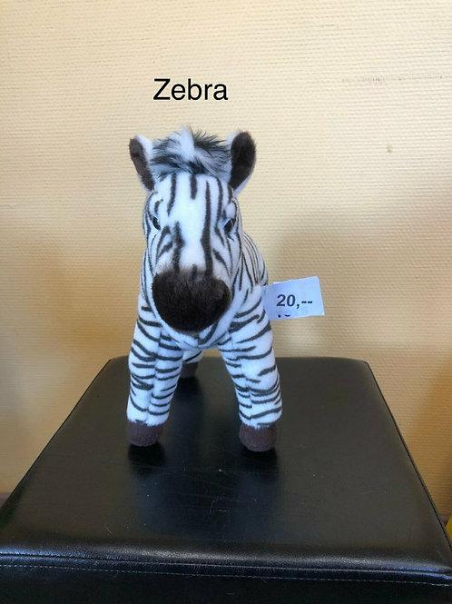 Plüschtier Zebra (Groß)