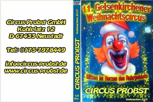 DVD 11. Gelsenkirchener Weihnachtscircus