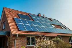 47888280-solar-panel-on-a-red-roof