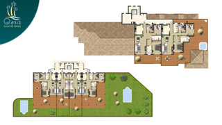 Oasis cala_2D floorplan