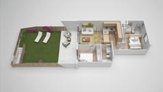 015 Belisla, Ibiza_3D floorplan