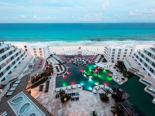 Melody Maker, Cancun