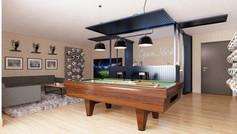 020 Residential interior_Basement 2