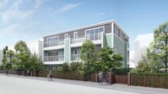016 Residential project in Komazawa