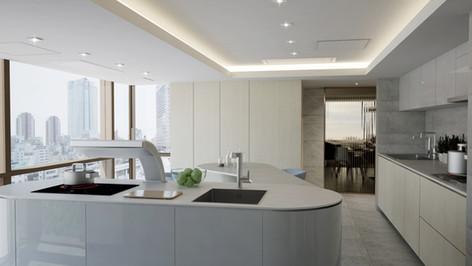 Residential interior_Kitchen