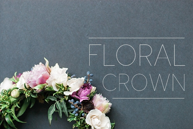HOW TO: Floral Crown