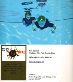 Michigan Fine Art Competition 2013