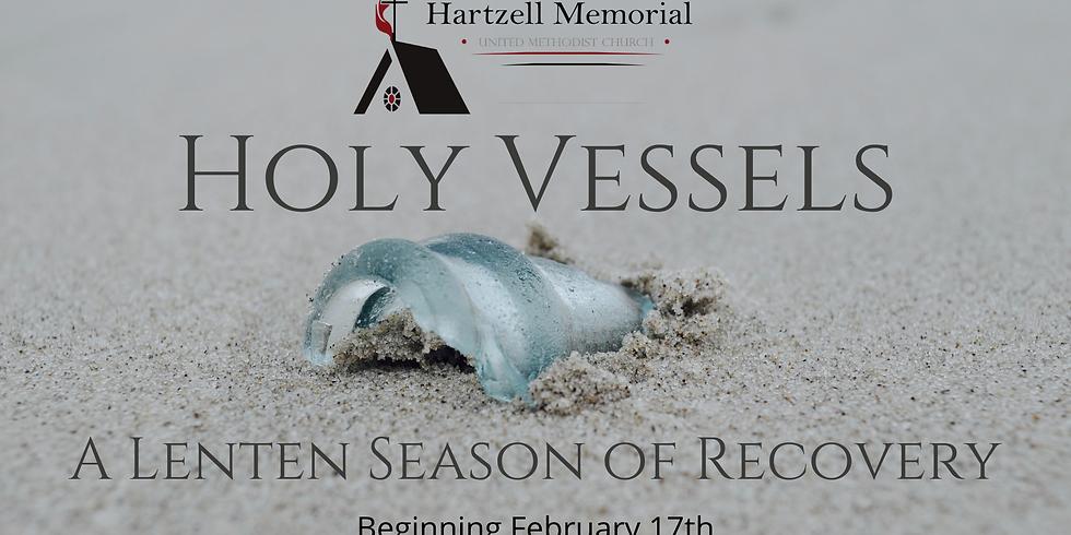 """HOLY VESSELS: TREASURE"""