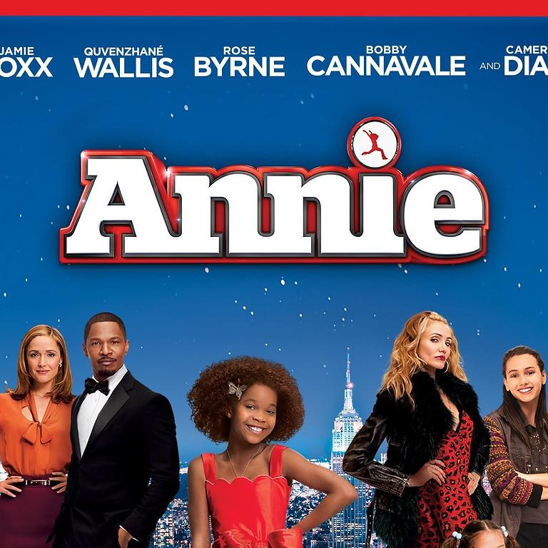 Drive-in Movie Night: Annie