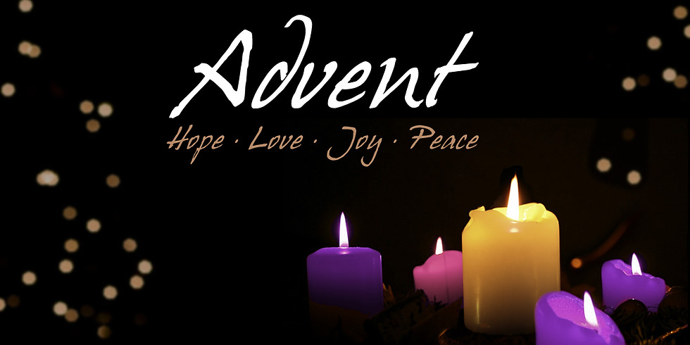 "Advent Bible Study - ""Finding Bethlehem in the Midst of Bedlam"""