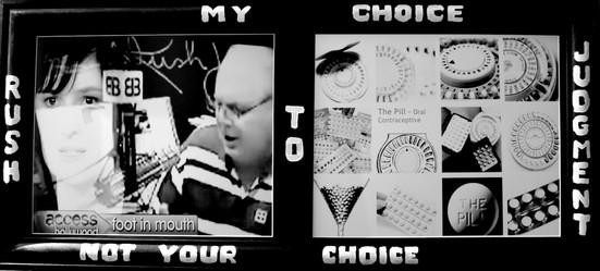 My Choice © CharzetteFineArt
