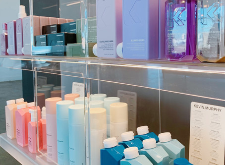 Why L'Oreal, Shu Uemura, and Kevin Murphy?