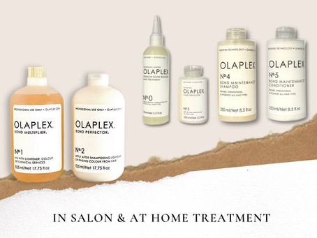 Let's talk about OLAPLEX