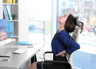 Back Exercises to Improve Your Posture at Work