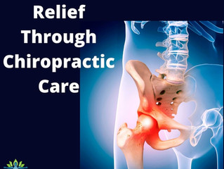 Hip Pain Relief Through Chiropractic Care