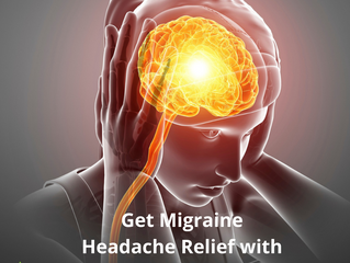 Get Migraine Headache Relief with Chiropractic Care