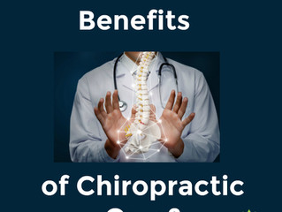 What Are the Benefits of Chiropractic Care?