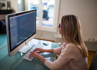 Lower Back Pain From Sitting at Your Computer?