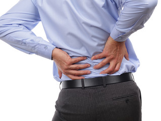 Stop Causing Your Back to Ache!