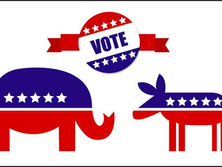 Today is Election Day. Don't forget to vote!