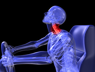 In Pain From An Accident? Chiropractic Can Help!