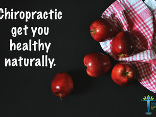 Chiropractic Gets You Healthy Naturally