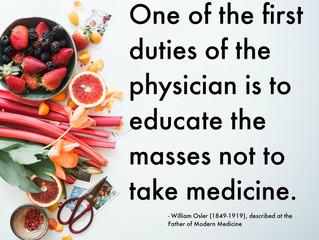 One of the first duties of the physician is to educate the masses not to take medicine. – William Os