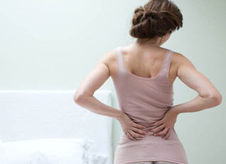 Some Causes of Back Pain